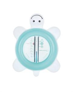 Термометр для ванны Черепашка голубой Bebe confort
