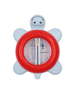 Термометр для ванны Черепашка красный Bebe confort