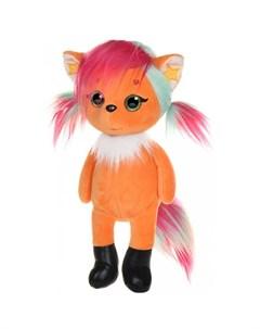Мягкая игрушка Лисичка Алиса 22 см Maxi eyes