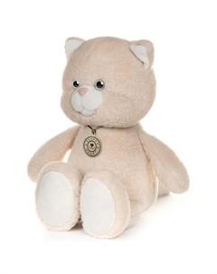 Мягкая игрушка Котенок 35 см Fluffy heart