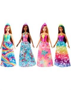 Кукла Принцесса GJK12 Barbie