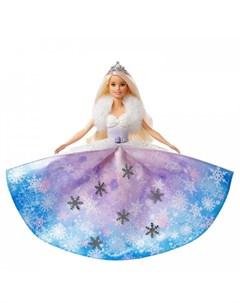 Кукла Снежная принцесса Barbie