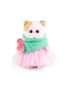 Мягкая игрушка Ли Ли в юбке со снудом 24 см Budi basa