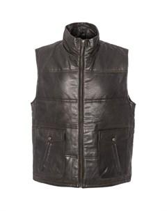 Жилеты Woodland leather