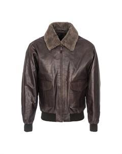 Куртки Woodland leather
