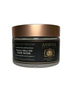 Маска для волос Aroma dead sea