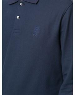 Рубашка поло Three Lions из ткани пике Kent & curwen