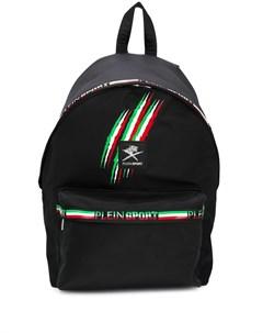 Рюкзак с логотипом Plein sport