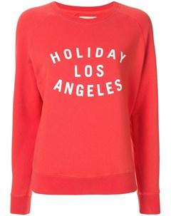 Толстовка Los Angeles с логотипом Holiday