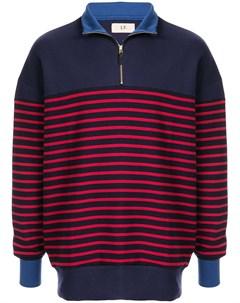 пуловер в полоску Loveless