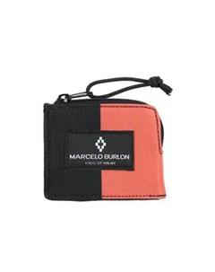 Кошелек для монет Marcelo burlon