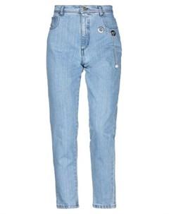 Джинсовые брюки Coliac martina grasselli