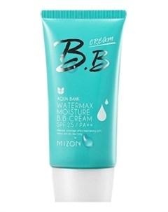 ББ Крем Watermax Moisture BB Cream SPF30 PA Супер Увлажняющий 50 мл Mizon