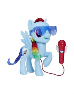 Интерактивная игрушка поющая Радуга Май литл пони (my little pony)