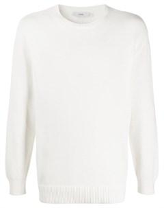 пуловер с приспущенными плечами Closed