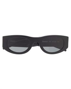 Солнцезащитные очки Mastermindy в овальной оправе Thierry lasry