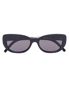 Солнцезащитные очки Betty в оправе кошачий глаз Saint laurent eyewear
