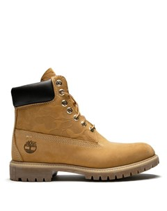Ботинки высотой 6 дюймов Undefeated x Bape Timberland