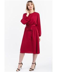 Красное платье Lacywear