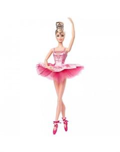 Коллекционная кукла Звезда балета GHT41 Barbie