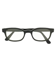 Очки в оправе трапециевидной формы Dolce & gabbana eyewear