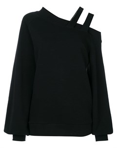 Асимметричный вязаный свитер Ioana ciolacu