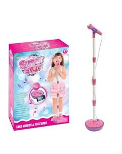 Музыкальный инструмент Микрофон MY001 Наша игрушка