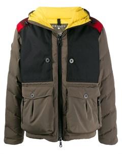 Куртка с капюшоном и аппликацией Griffin