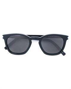 Солнцезащитные очки Classic 28 Saint laurent eyewear