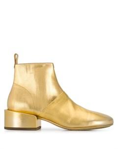 ботинки слипоны Marsèll