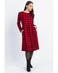 Платье в клетку Lacywear