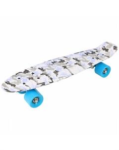 Скейтборд 55х15 см Veld co