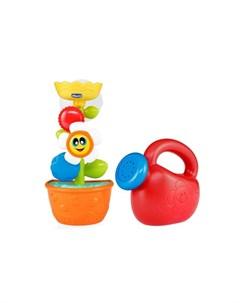 Игрушка для ванны Лейка с цветком Bath Flower Chicco