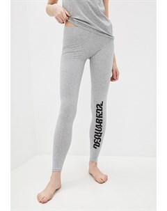 Леггинсы Dsquared2 underwear