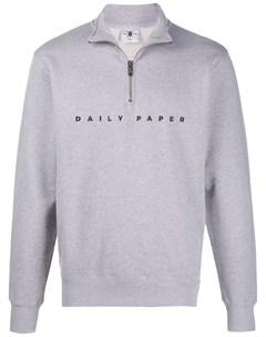 пуловер с логотипом Daily paper