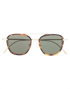 солнцезащитные очки из коллаборации с Novak Djokovic Collection Lacoste