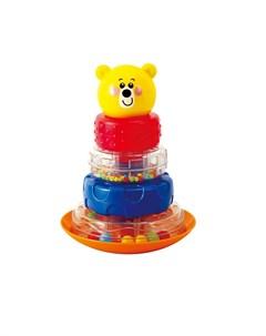 Развивающая игрушка Пирамида неваляшка 2392 Playgo