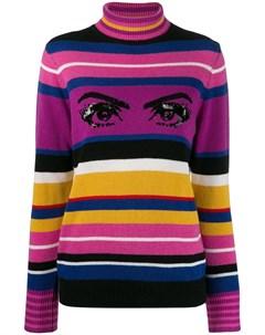 свитер с пайетками Pinko