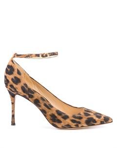 Туфли лодочки Muse с леопардовым принтом Marion parke