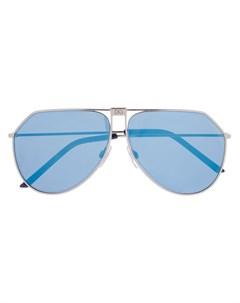 Солнцезащитные очки авиаторы Dolce & gabbana eyewear