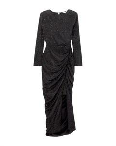 Длинное платье Veronica beard