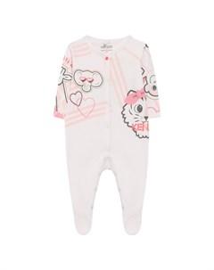 Хлопковая пижама Kenzo