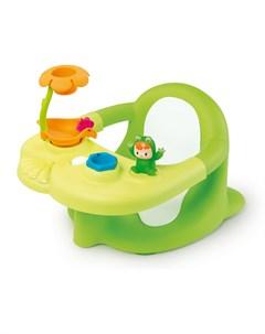 Стульчик сидение для ванной Cotoons цвет зеленый Smoby