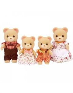Игровой набор Семья медведей Sylvanian families