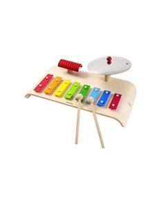 Деревянная игрушка Музыкальный набор Plan toys