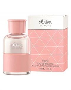 So Pure Women S.oliver