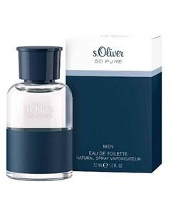 So Pure Men S.oliver