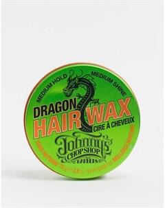 Воск для волос Dragon Бесцветный Johnny's chop shop