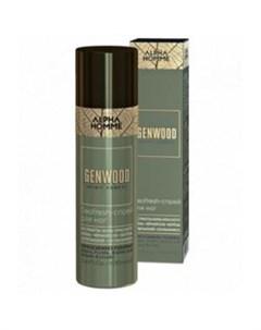 Спрей дезодорант для ног Genwood Estel (россия)