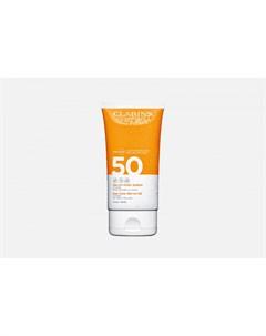 Солнцезащитный гель для тела SPF 50 Clarins